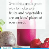 100 Best Smoothies for Kids