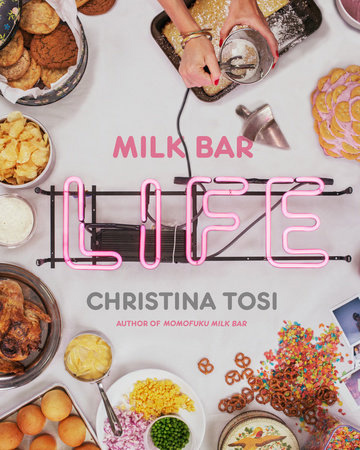 A review of Milk Bar Life by Christina Tosi plus a recipe for Sour Cream Cookies.