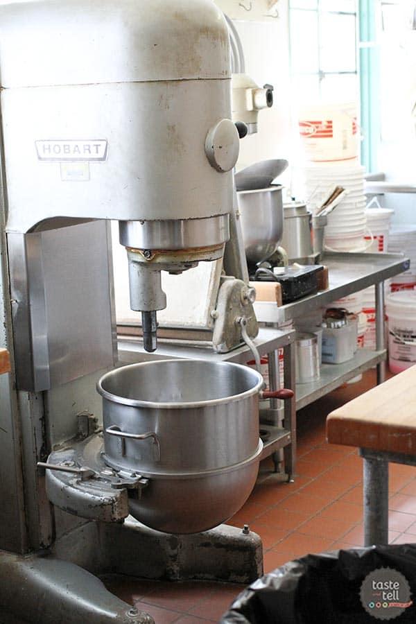 Mortensen's Danish Bakery - Solvang, CA