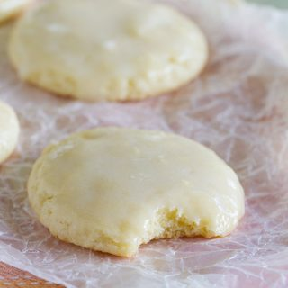 Recipe for Sour Cream Cookies