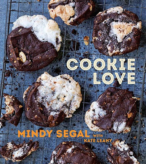A review of Cookie Love by Mindy Segal, plus recipe for Pecan Praline Thumbprints
