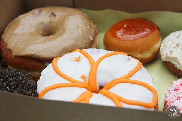 Donuts from the Donut Bar in San Diego, CA