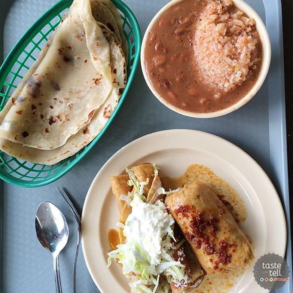 San Diego Mexican Food Tour - Las Cuatro Milpas
