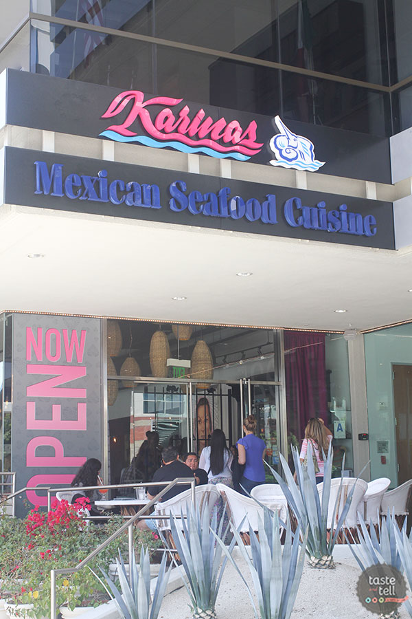 San Diego Mexican Food Tour - Karinas Mexican Seafood Cuisine