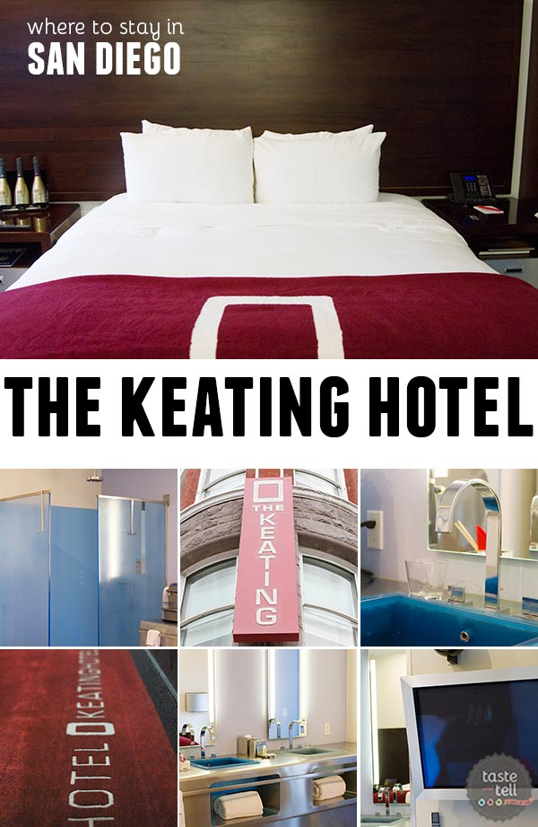 The Keating Hotel - San Diego, California