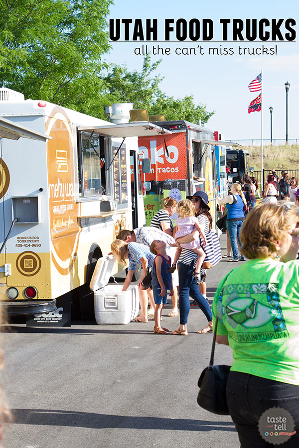 A list of all the can't-miss food trucks in Utah.