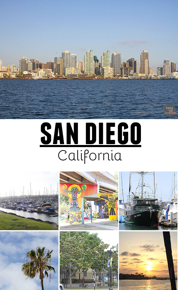 A photo essay of San Diego, California.