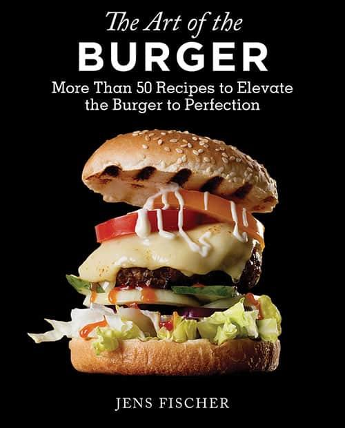 Art of the Burger - Caprese Burger