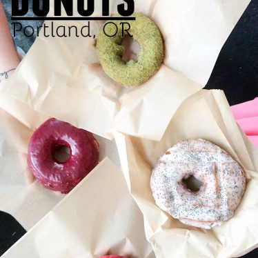 Blue Star Donuts in Portland, Oregon