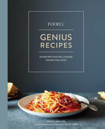 A review of Food52 Genius Recipes, plus a delicious Pork Carnitas Recipe.