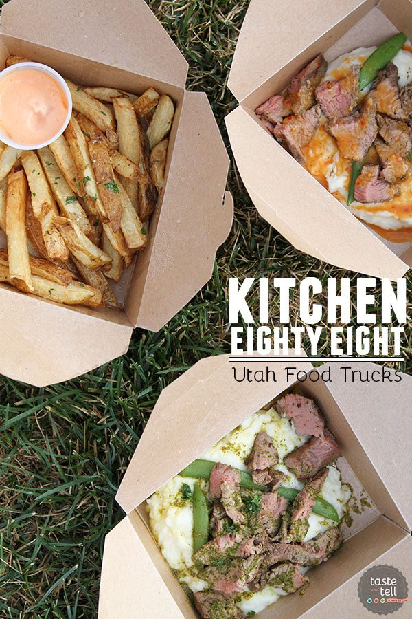 Kitchen Eighty Eight – Utah Food Trucks
