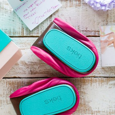 Why I love Tieks ballet flats on www.tasteandtellblog.com