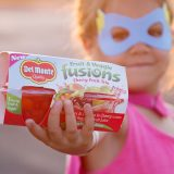 Making Lunchtime SUPER with Del Monte® Fusions