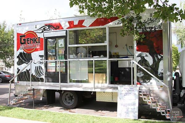 Ramen Food Truck In Utah