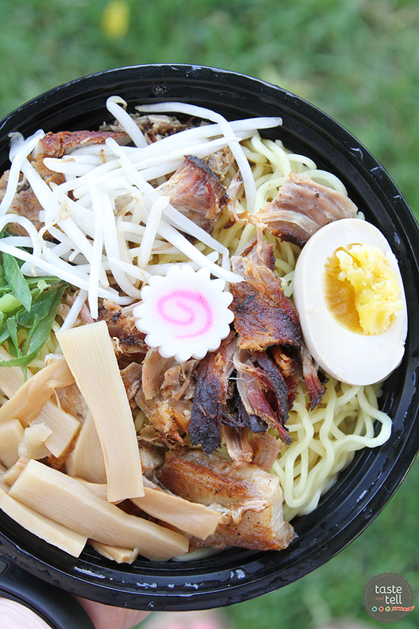 Asian street meat blog