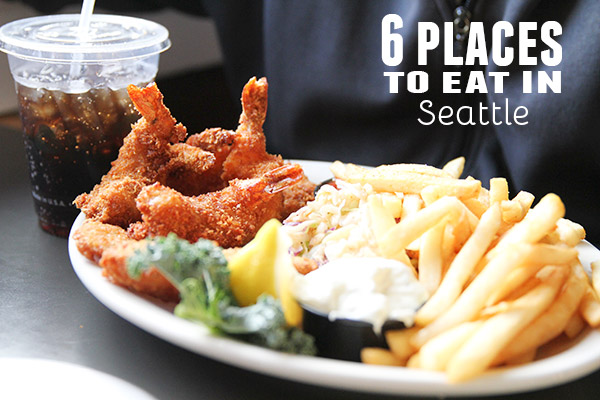 6 Places to Eat in Seattle, Washington