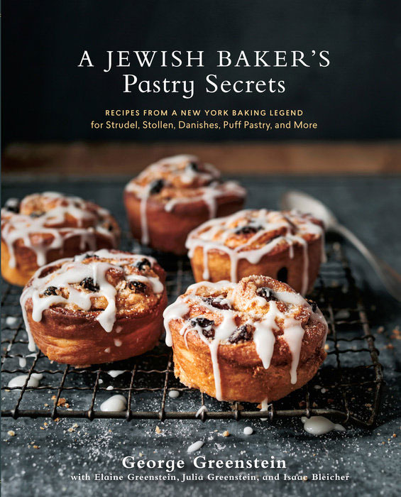 A review of A Jewish Baker's Pastry Secrets, plus a recipe for Crumb Buns.