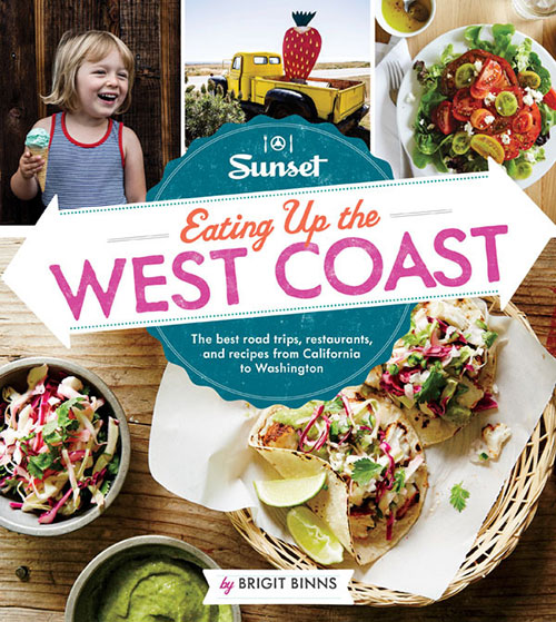 A review of Eating Up the West Coast, plus a recipe for BBQ Pork Lettuce Cups