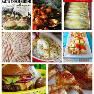 9 great recipes - perfect for game day!