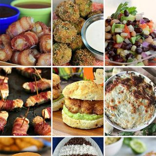 Tailgating time!! Awesome recipes that are perfect for tailgating!