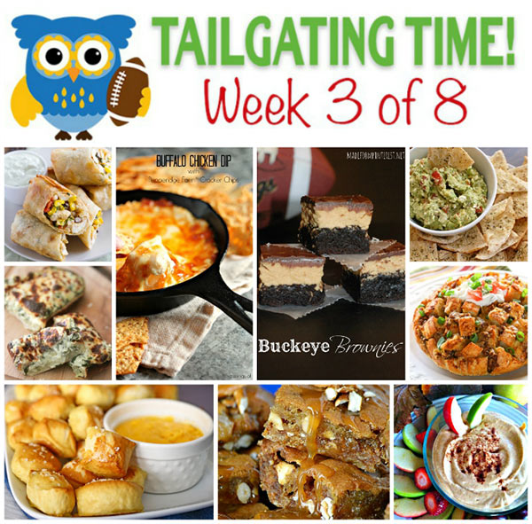 Tailgating Time – Week 3