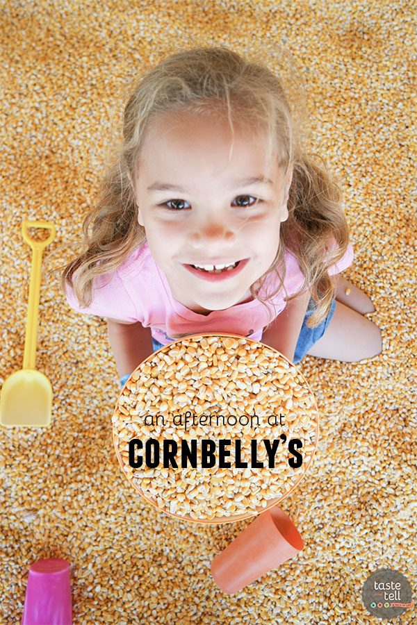 An Afternoon at Cornbellys