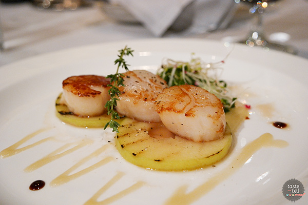 Food Aboard the Ruby Princess - the food on Princess Cruises is pretty amazing!