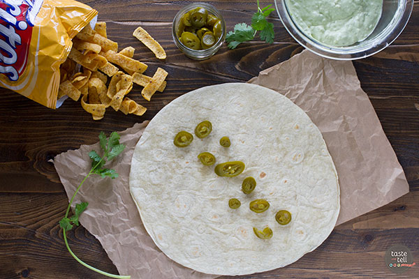 How to make a Frito Pie Burrito