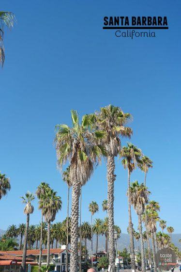 A day in Santa Barbara, California, while on a Princess Cruise.