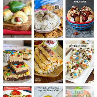 Tailgating Time - 9 great recipes, perfect for game day!