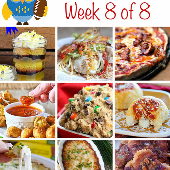 9 recipes - perfect for game day. It's Tailgating Time!