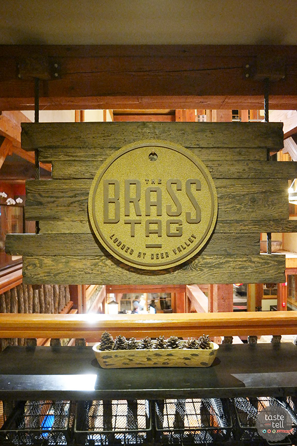 The Brass Tag - located at the Lodges at Deer Valley in Park City, Utah.