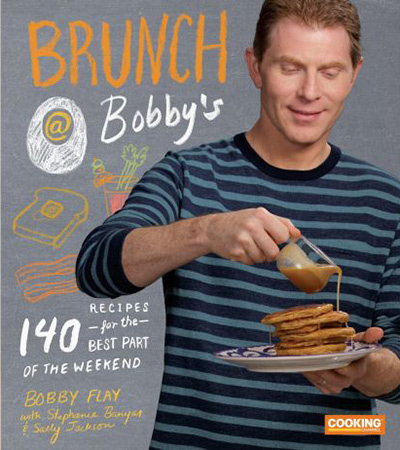 A review of Brunch at Bobbys, plus a recipe for Carrot Cake Pancakes.