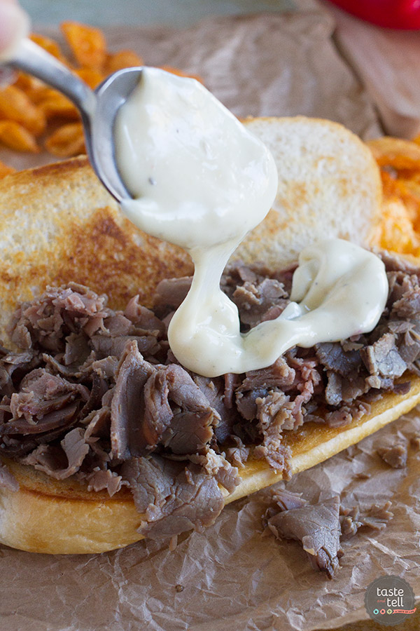 Easy cheesesteak recipe the pioneer woman cooks dinnertime review if you are looking for an easy dinner that is a crowd pleaser look no forumfinder Images