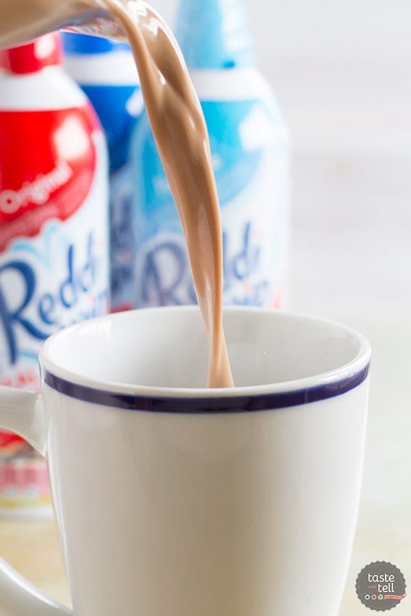 Gourmet Hot Chocolate - 2 ways! Spiced Orange Hot Chocolate and Peanut Butter Caramel Hot Chocolate