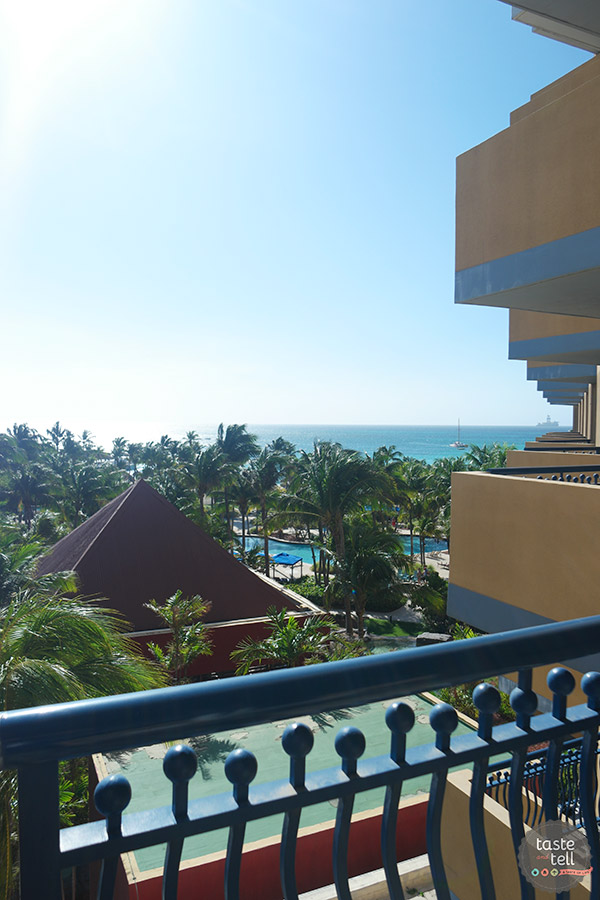 A look at the Hilton Aruba Caribbean Resort and Casino