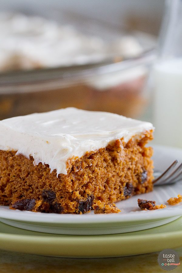 Tomato Soup Spice Cake Recipe with Cream Cheese Frosting | Baking Review