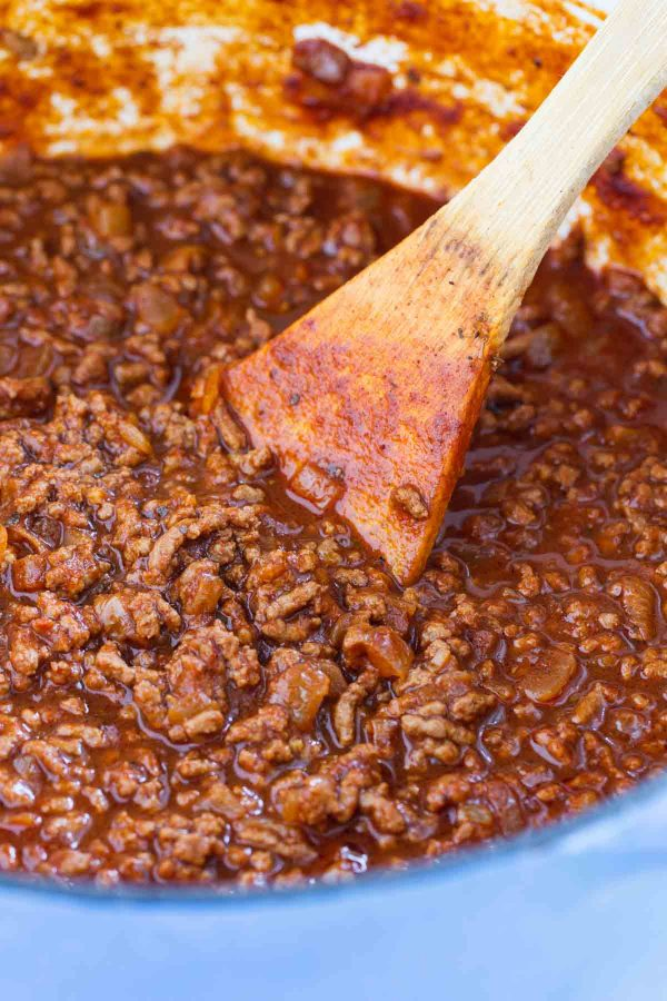 How to make Cincinnati Chili
