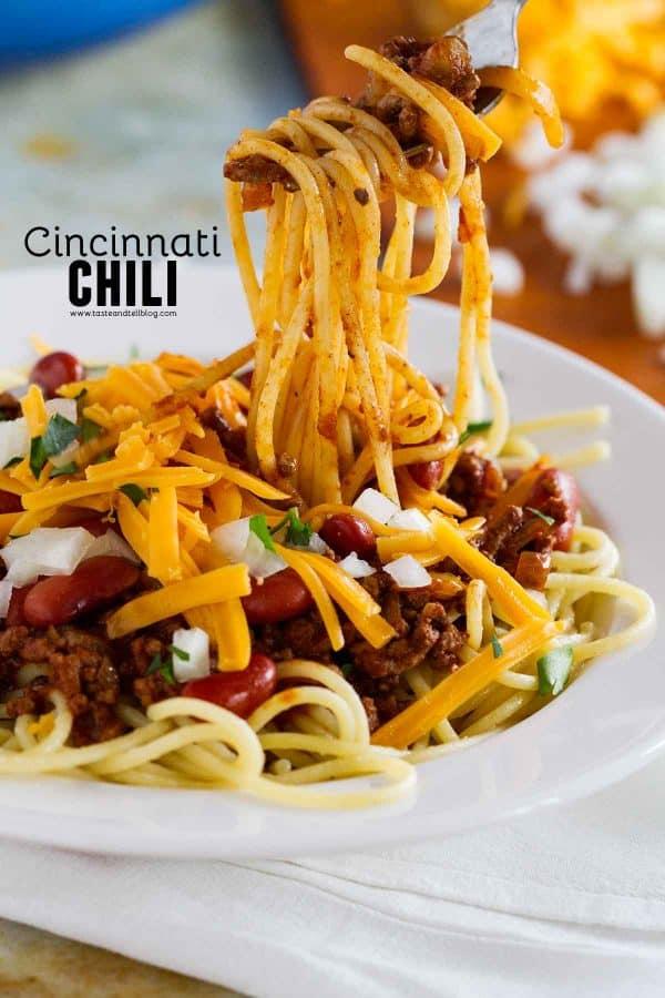 How to make Cincinnati Chili Recipe