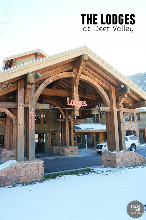 The Lodges at Deer Valley – Park City, UT