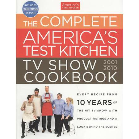 Cookbook Collection Recipe America Test Kitchen