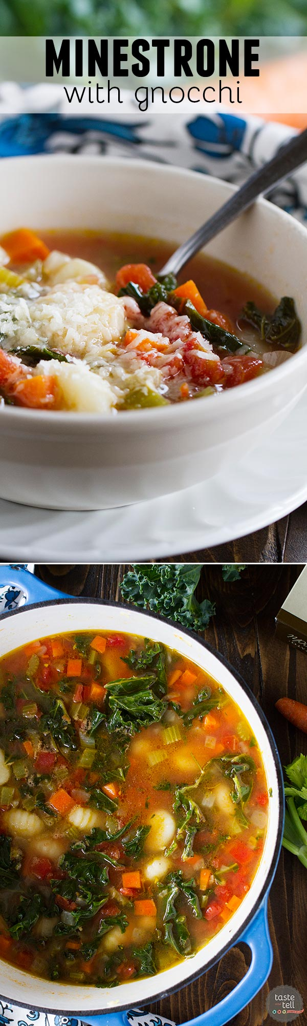Food Network Minestrone With Gnocchi