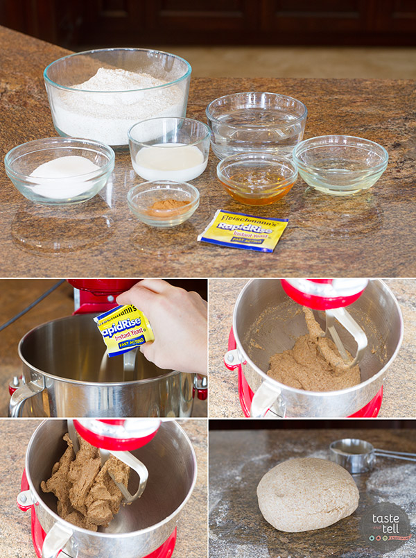 How to make Whole Wheat Cinnamon Swirl Bread