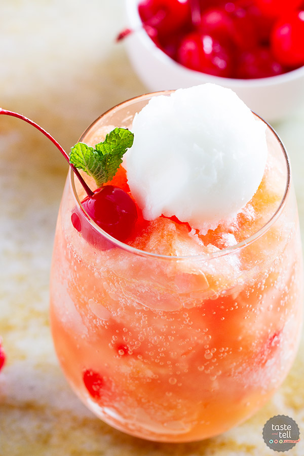 Perfect for a party, this Fruit Freeze is easy to make ahead and is a special treat for a crowd.