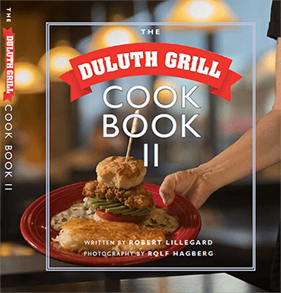 A review of The Duluth Grill Cookbook 2, plus a recipe for Bacon Blue Cheese Coleslaw.