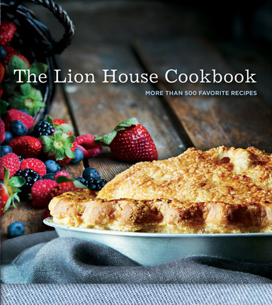 A review of The Lion House Cookbook, plus a recipe for White Chocolate Macadamia Pie.