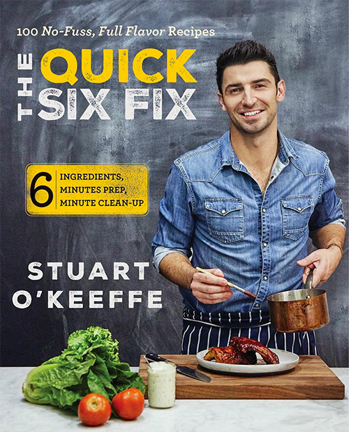 A review of The Quick Six Fix, plus a recipe for Thirteen Spice Skillet Chicken Thighs with Creme Fraiche.