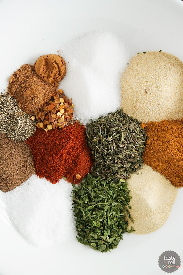 Looking for a way to spice things up? This Jamaican Jerk Seasoning Mix is great on chicken, seafood, vegetables, and even more.
