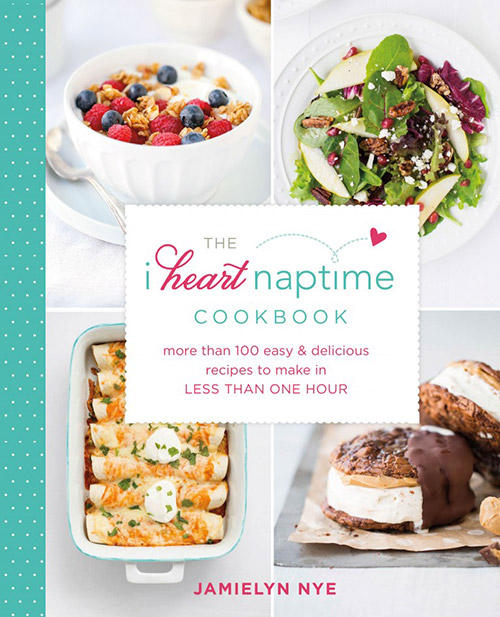 A review of the I Heart Naptime Cookbook, and a Lasagna Soup Recipe.