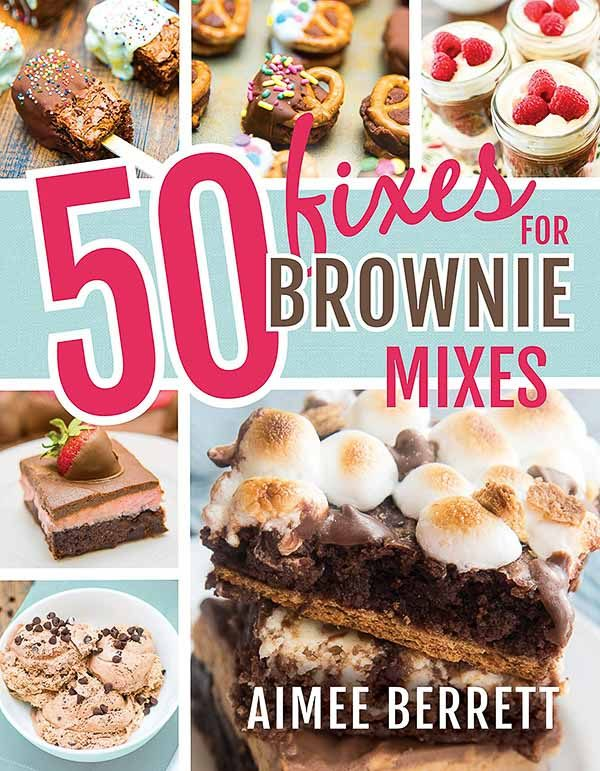 A review of 50 Fixes for Brownie Mixes and a recipe for Brownie Mix Banana Bread.